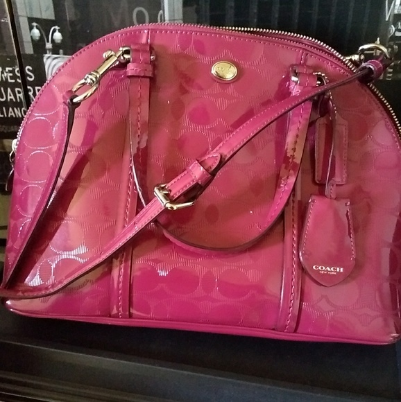 Coach Handbags - Sold...Authentic coah bag